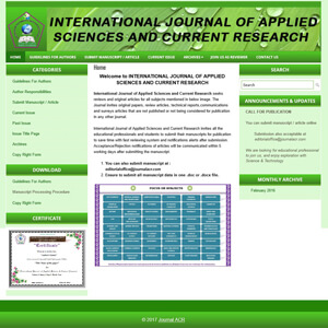 Journal ACR