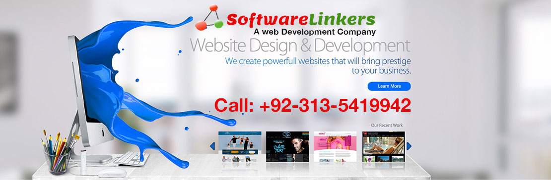 Affordable Web Design Rawalpindi Pakistan | SoftwareLiners