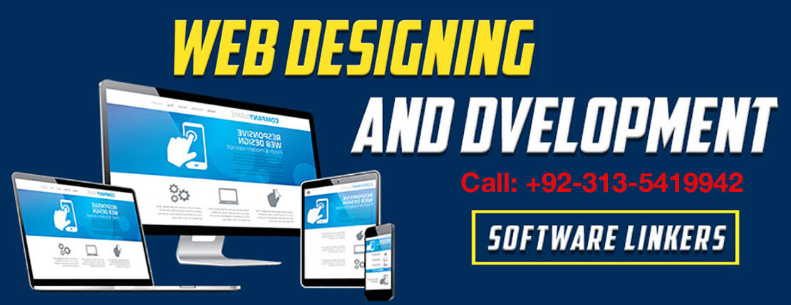 Web Designing Rawalpindi - Software Linkers Web design Company
