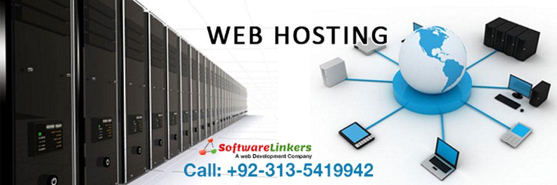 Web hosting and domain registration - SoftwareLinkers