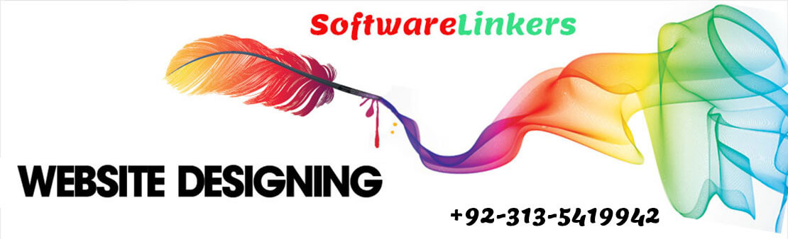 Web Design services Faisalabad Pakistan - Software Linkers