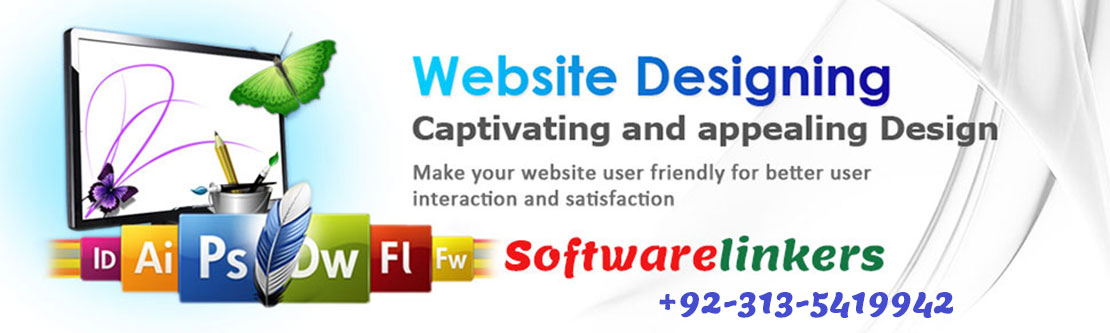 Web Designing Company Abbottabad Islamabad - Software Linkers