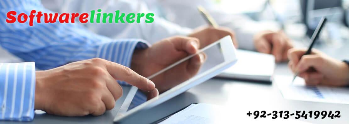 Web designing Gujranwala Pakistan - SoftwareLinkers