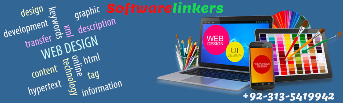 Web designing company Multan Pakistan - SoftwareLinkers