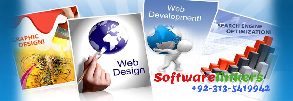 Web designing company Vehari | Software House - Softwarelinkers