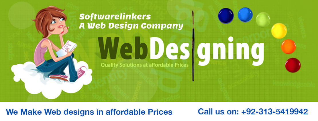 Web Development Companies in Islamabad - Software Linkers