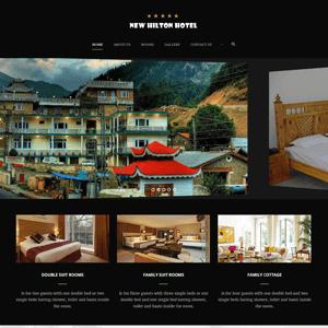 new hilton hotel