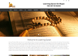 Learning Quran On Skype