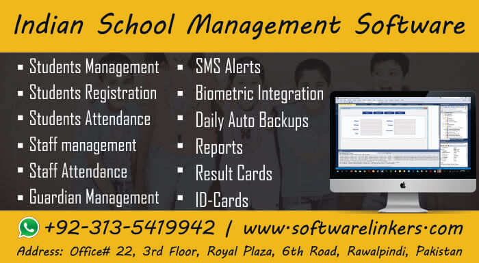 Indian school management software free download