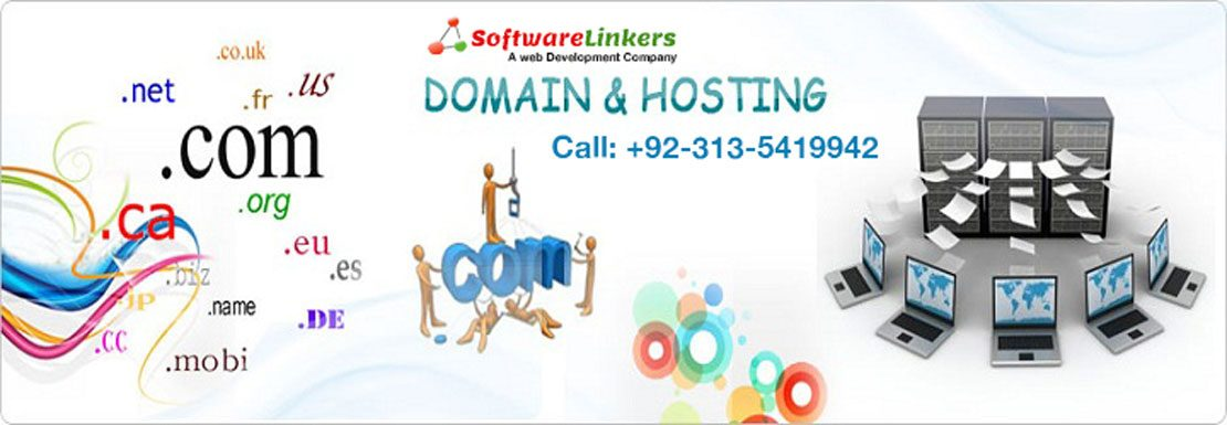 Domain and Hosting company