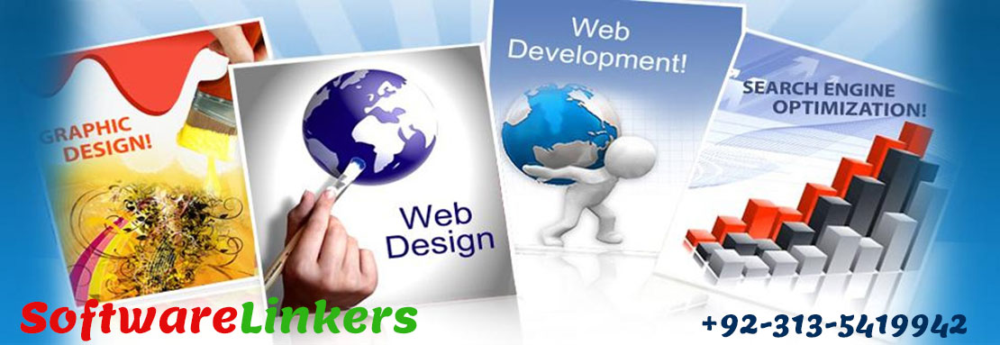 Web Designing Company Pakistan - I need a website for my company - Softwarelinkers