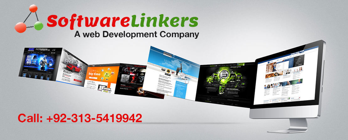 Best Web Design Company Rawalpindi Pakistan - Software Linkers