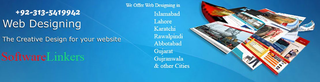 Web Design Company Gujarat Pakistan