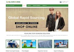 Global Rapid Sourcing