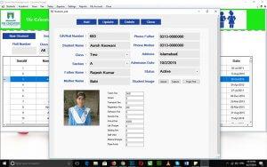 student registration software