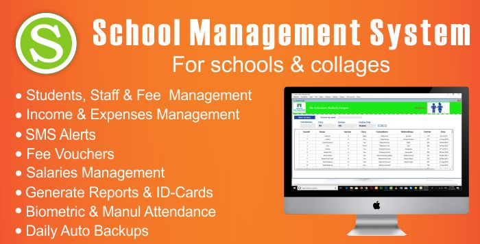 Fees management software for college and schools free download